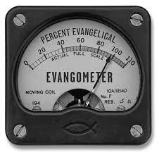 Evangelicals Needed Once Again
